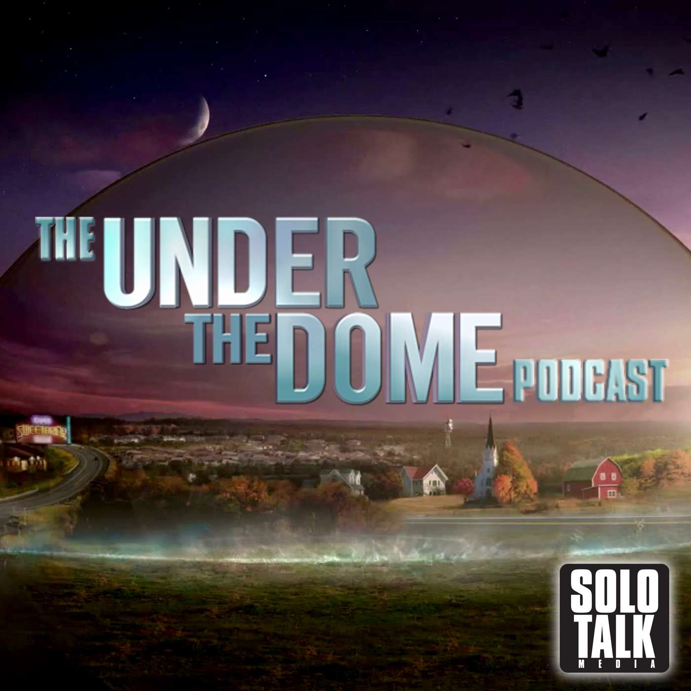 018 The Under The Dome Podcast – The Book