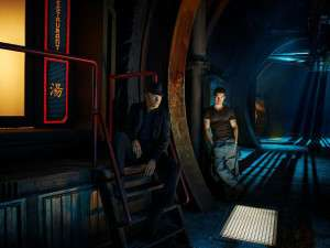 About The Expanse