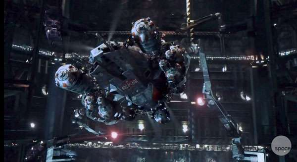 Critical Mass Leviathan Wakes feedback
