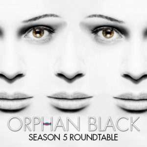 Orphan Black Final Season Roundtable
