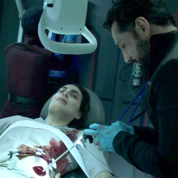 405 Oppressor – The Expanse Podcast – Tales From The Rocinante